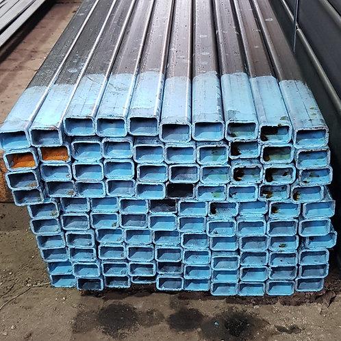 Perfil rectangular 30x20x2 mm
