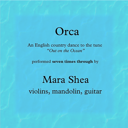 Orca - Out on the Ocean