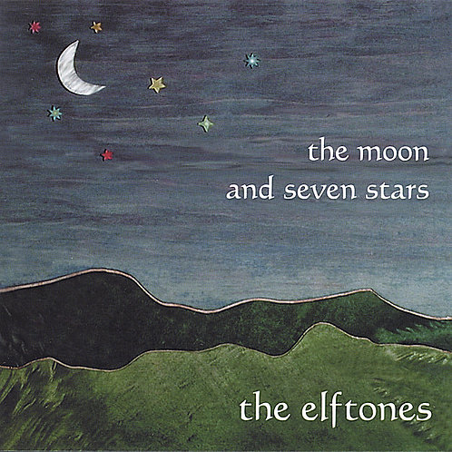 Moon and Seven Stars
