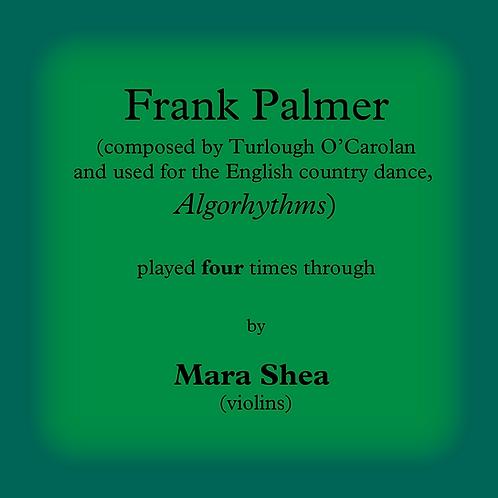 Frank Palmer - Algorhythms