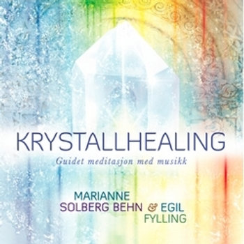 Krystallhealing - Guidet meditasjon med musikk