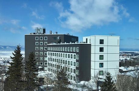 Centre hospitalier régional du Grand-Portage