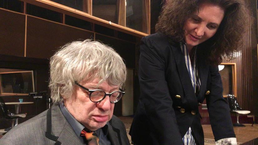 Florence Bouvrot & Ramon Pipin - Photo : Eric Mistler