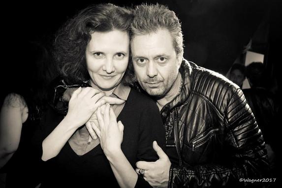 Florence Bouvrot & Renaud Hantson - Photo : Philippe Wagner
