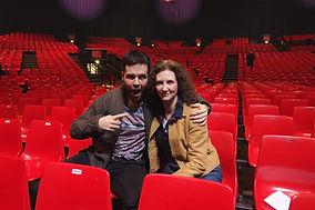 Florence Bouvrot & Pierre Leblanc-Messager de Triwap - Zénith de Paris