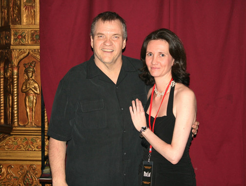 Florence Bouvrot & Meat Loaf - New York