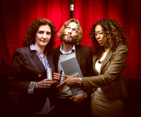 Florence Bouvrot & Thierry-Paul Valette - Photo : Jean-José Caddy
