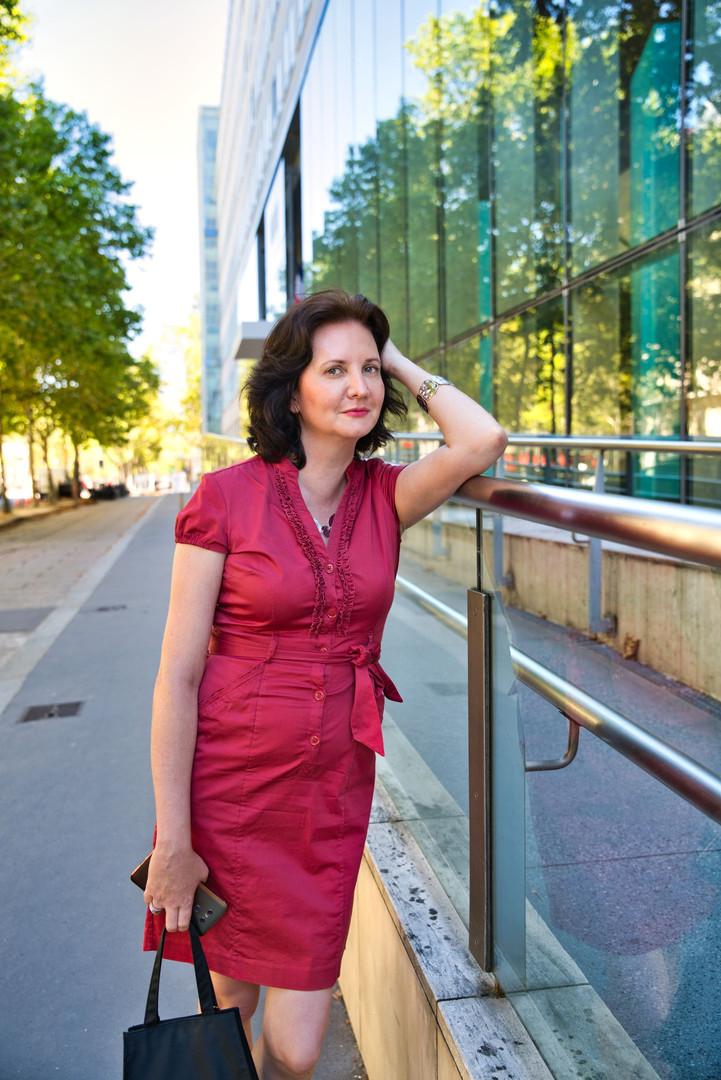 Florence Bouvrot - Ministère des Solidarités et de la Santé - Photographe : Joel Menuel