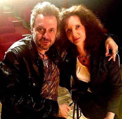 Florence Bouvrot & Renaud Hantson - Cour des Artistes - Photo : Grégoire Colard