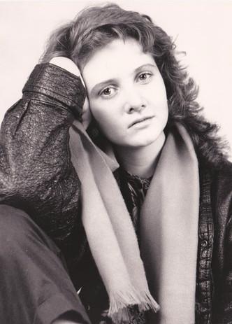 Florence Bouvrot - Portrait Vintage - Noir & Blanc