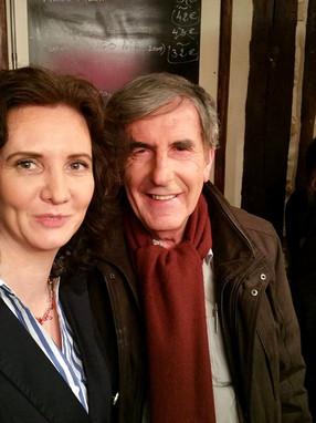 Florence Bouvrot & Bernard Menez - Photo : Jean-José Caddy