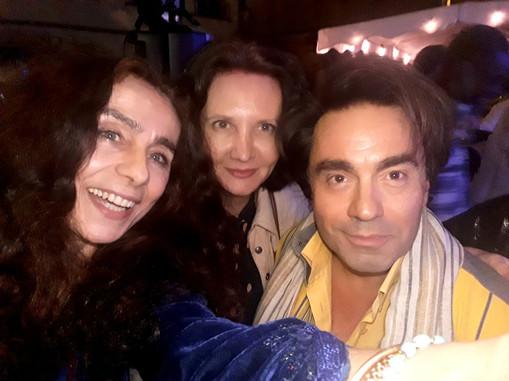 Ariana Kah, Florence Bouvrot, Frédéric Longbois