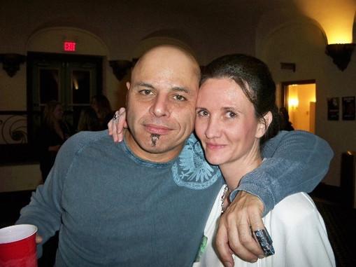 Florence Bouvrot & Mark Alexander - Asbury Park, New Jersey