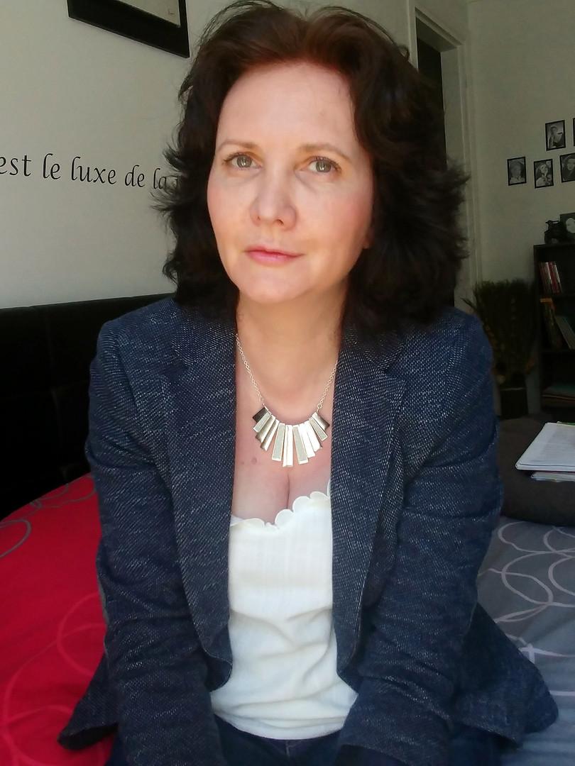 Florence Bouvrot - Portrait 2020