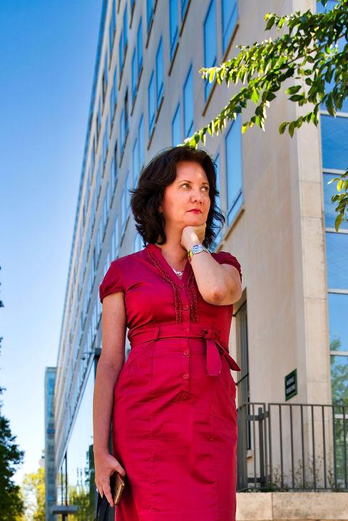 Florence Bouvrot - Ministère des Solidarités et de la Santé