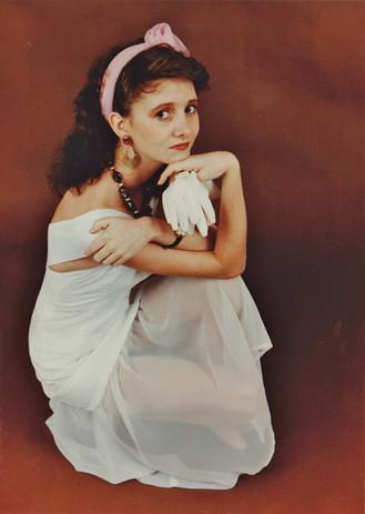 Florence Bouvrot - Portrait Vintage