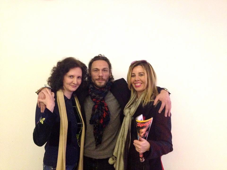 Florence Bouvrot, Thierry-Paul Valette & Chris Gabriel