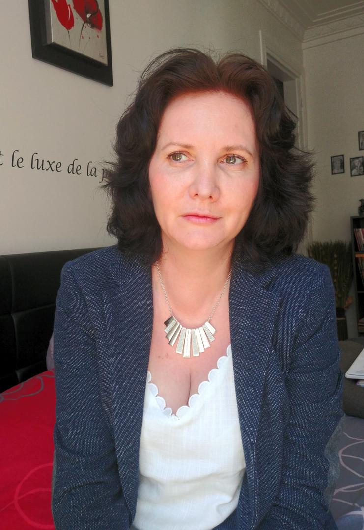 Florence Bouvrot - Portrait