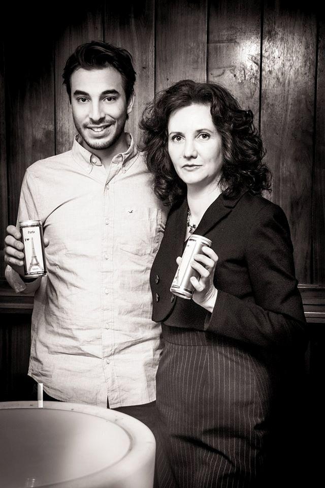 Florence Bouvrot & Oliver Lord - Sur la Pellicule - Photo : Jean-José Caddy