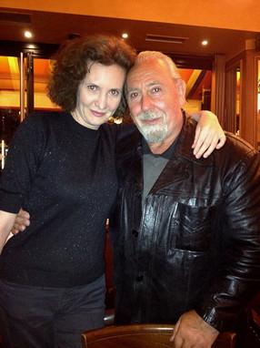 Florence Bouvrot & Jean-Pierre Tagliaferri