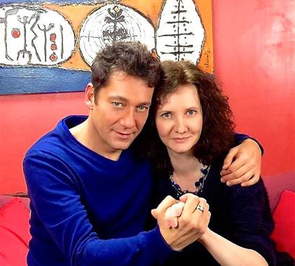Florence Bouvrot & David Bacci - Cour des Artistes - Photo : Joel Menuel