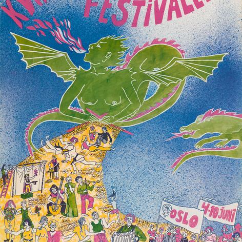 Kvinnekulturfestivalen 1979