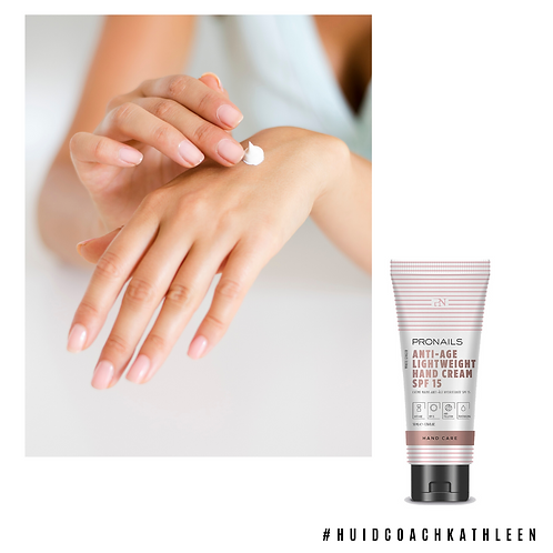 Anti-Age Lightweight Hand Cream SPF 15 50ml
