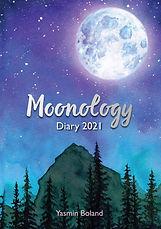 Moonnology Diary by Yasmin Boland