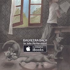 Bagheera Bach by John Mothershead