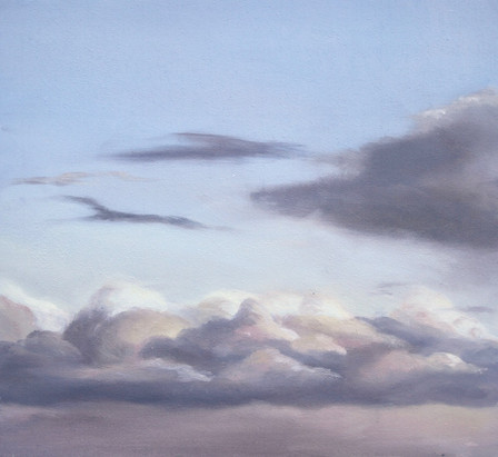 Evening Cloud Study