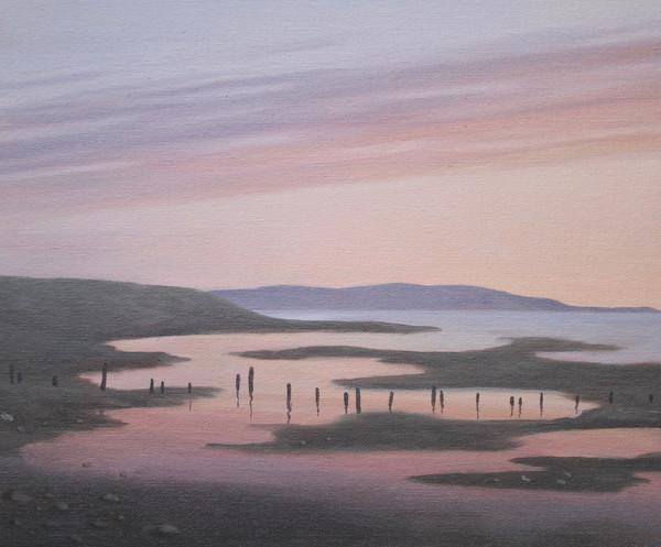 Winchelsea Sunrise Study 2