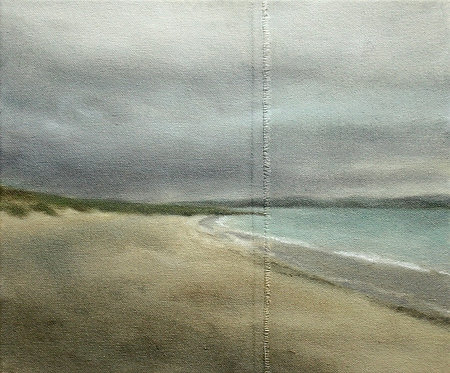 Low Skies over Gwithian