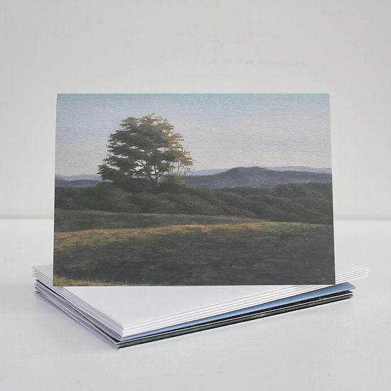 'Countryside Scenes' Greeting Cards x5