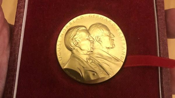 Norblad-Ekstrand-medal