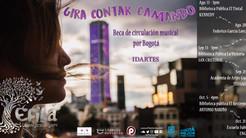 Ganadores de Becas en circulación musical por Bogotá de IDARTES!!