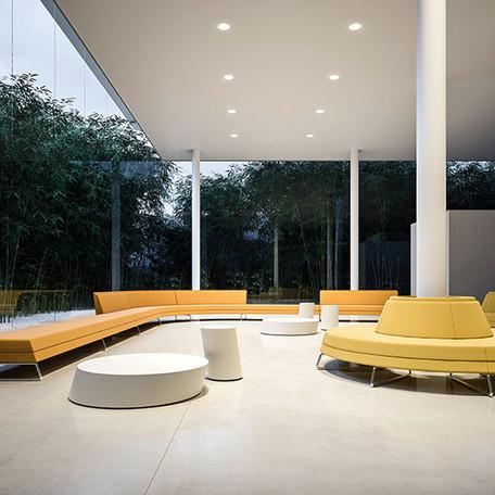 Moduleerbaar meubilair