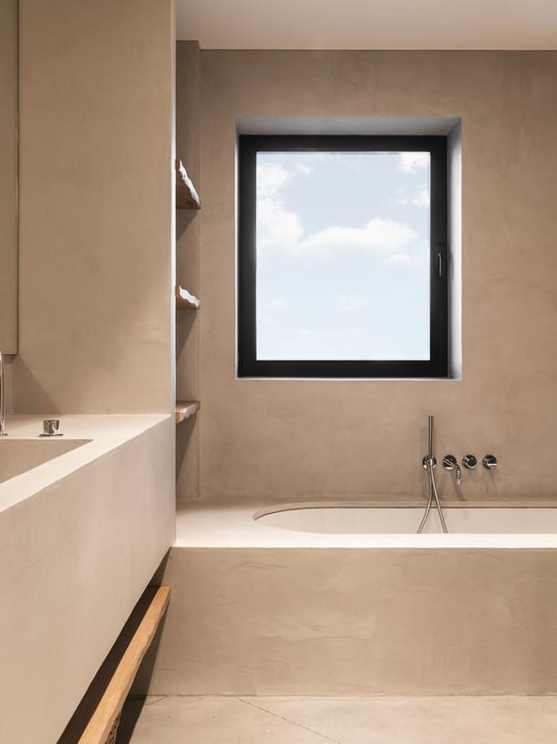 Loft - badkamer - Zwevezele