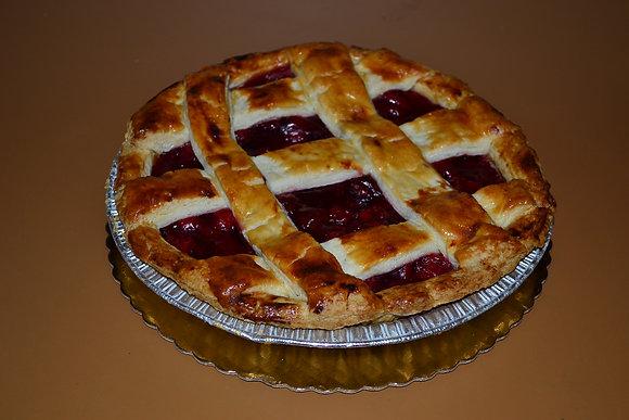 "Cherry Pie 58oz 10"""