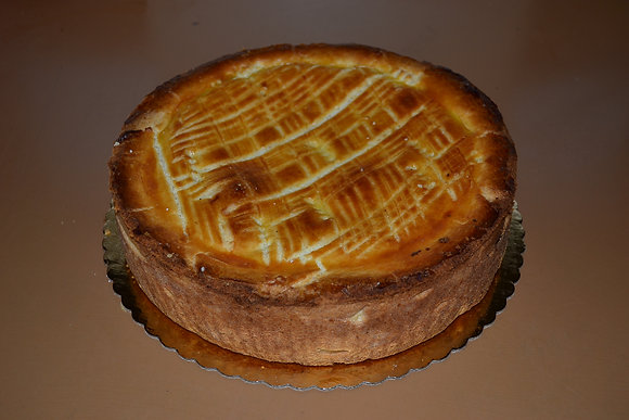 Ricotta Pie Large