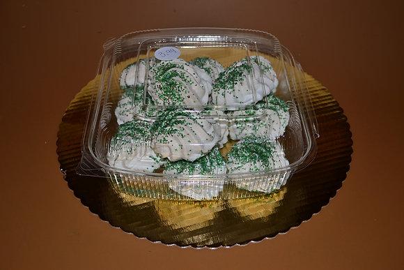 Merangue Cookie Tray