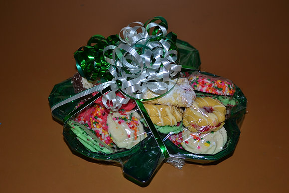 Cookie Gift Tray 1LB St Pats