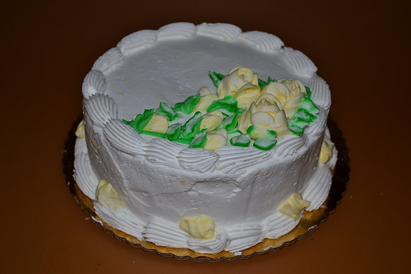 Birthday Cake But.Frost yellow