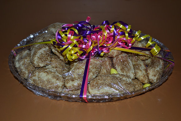 Cookie Gift Tray 2.5lbs Sesame