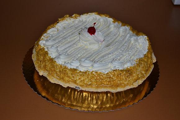 Banana Cream Pie Deep Dish