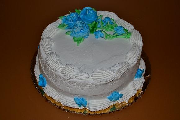Birthday Cake Btr Frosting