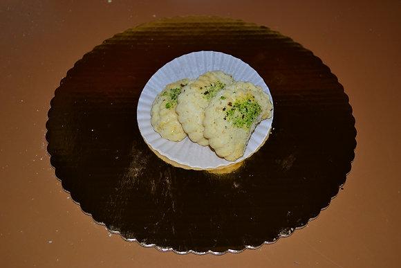 1/2 Moon Butter Cookies
