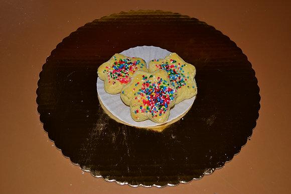 Star Butter Cookies