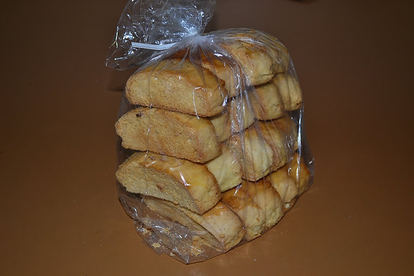 Italian Toasted Biscottis 1LB