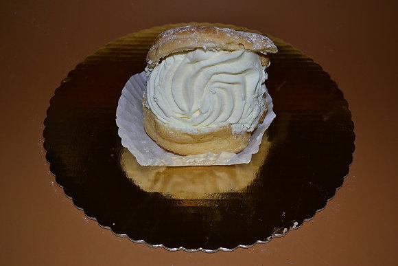 Whip Cream Puff