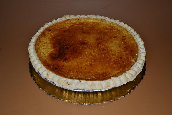 """Custard Pie 40oz 10"""""""